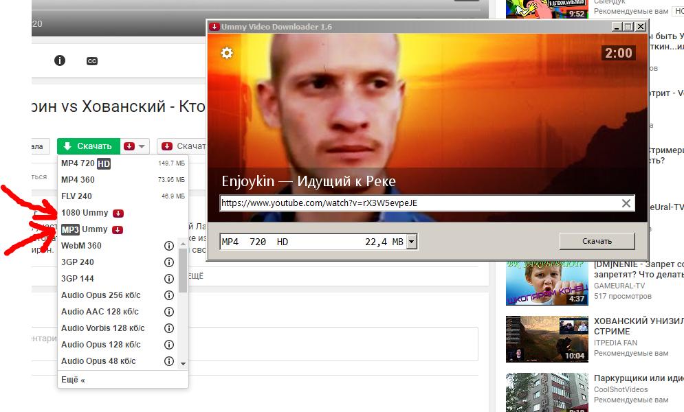 Плагин для Chrome не видит Ummy Video Downloader / Savefrom(RU