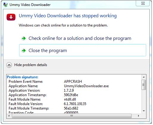 download ummy video downloader 1.7